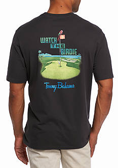 Tommy Bahama Watch The Birdie Graphic Tee