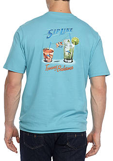 Tommy Bahama Sip Line Short Sleeve Graphic Tee