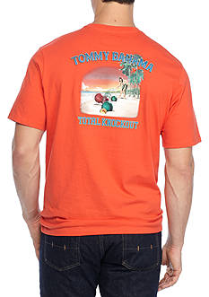 Tommy Bahama Total Knockout Short Sleeve Graphic Tee