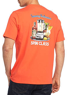Tommy Bahama® Spin Class Short Sleeve Graphic Tee