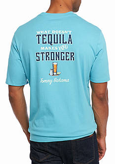 Tommy Bahama What Doesn't Tequila Graphic Short Sleeve Tee