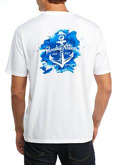 Tommy Bahama Paradise Nation Graphic Tee Shirt