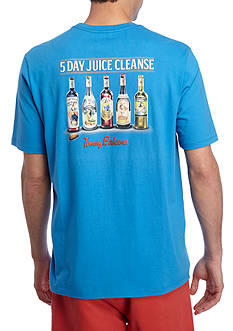 Tommy Bahama 5 Day Juice Cleanse Graphic Tee