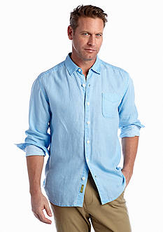 Tommy Bahama Long Sleeve Sea Glass Breezer Woven Shirt