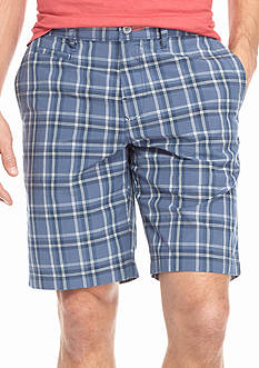 Tommy Bahama® Melbourne Cove Plaid Shorts