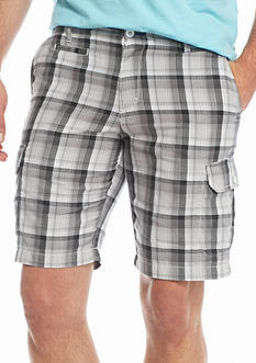 Tommy Bahama® Ombre Highway Plaid Shorts