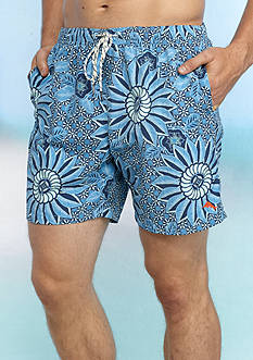 Tommy Bahama Naples Sundial Isle Swim Trunks