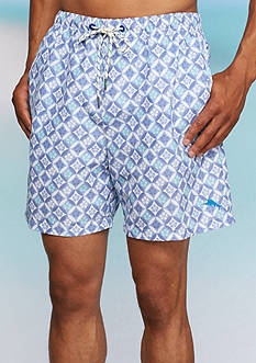 Tommy Bahama® Naples Isle Swim Tiles Trunks