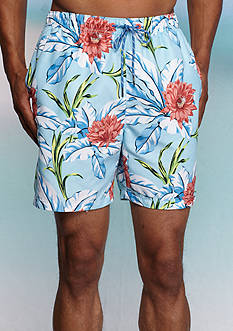 Tommy Bahama® Naples Fira Floral Swim Trunks