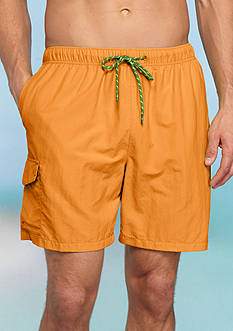 Tommy Bahama® Naples Happy Go Cargo Swim Trunks