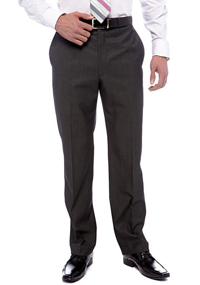 Calvin Klein Slim Fit Herringbone Suit Separate Pants