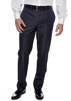 Calvin Klein Slim Fit Flat Front Dress Pants