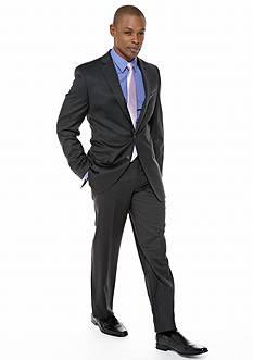 Calvin Klein Slim Fit Charcoal Suit
