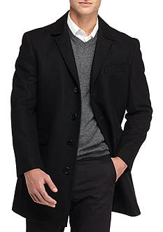 Calvin Klein Slim Fit Minneapolis Wool Coat