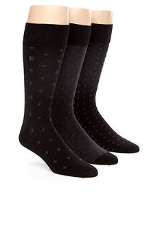 Chaps 3-Pack Dress Socks