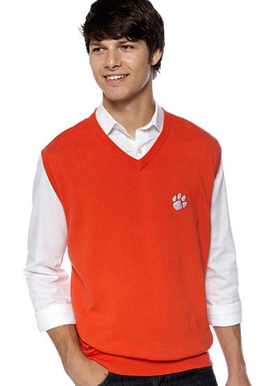 Campus Specialties Clemson Tigers Sweater Vest