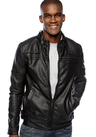 Chor Perforated Motorcycle Jacket