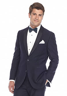 Madison Tuxedo Tuxedo Navy Slim-Fit Suit Separate Coat