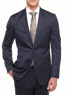 Geoffrey Beene Modern Fit Subtle Stripe Sport Coat