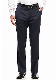 Geoffrey Beene Modern Fit Subtle Stripe Pant