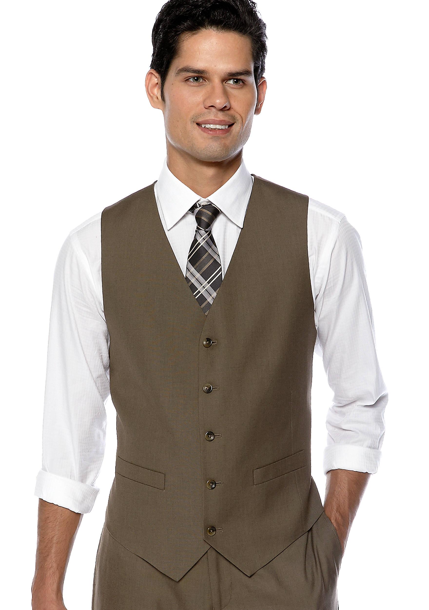 Chaps Full-Zip Sweater Vest | belk