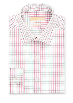 MICHAEL Michael Kors Non Iron Slim-Fit Dress Shirt