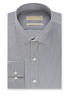 MICHAEL Michael Kors Non-Iron Regular-Fit Dress Shirt