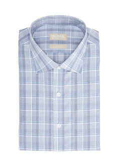 MICHAEL Michael Kors Big & Tall Non Iron Dress Shirt