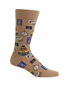 Hot Sox Travel Socks- Single Pair