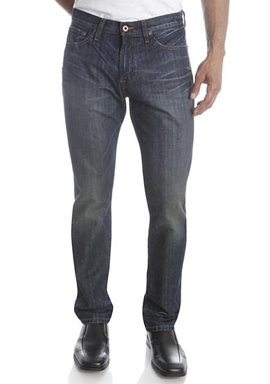 Lucky Brand 221 Original Straight Wash Jeans