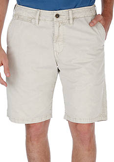 Lucky Brand Utility Plain Front Shorts