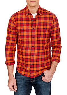 Lucky Brand Long Sleeve Workwear Shirt