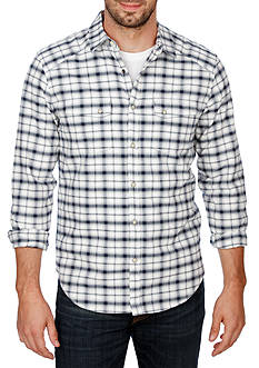 Lucky Brand Long Sleeve Martin Western Shirt
