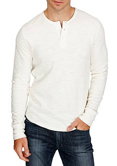 Lucky Brand Long Sleeve Lived In Henley