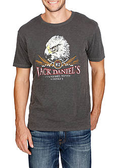 Lucky Brand Short Sleeve Jack Daniels Graphic Tee
