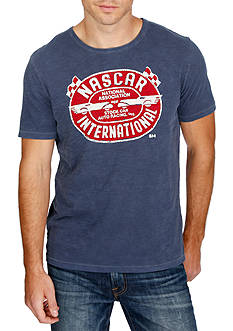 Lucky Brand Short Sleeve 'Nascar International' Graphic Tee