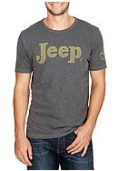 Lucky Brand Short Sleeve 'Jeep' Graphic Tee