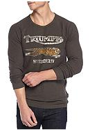 Lucky Brand Long Sleeve Triumph Tiger Thermal