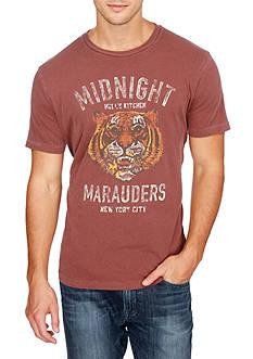 Lucky Brand Short Sleeve Midnight Marauders Graphic Tee