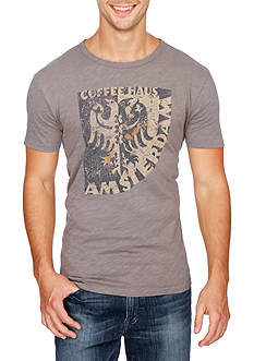 Lucky Brand Short Sleeve Amsterdam Graphic Tee