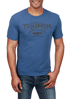 Lucky Brand Short Sleeve Triumph Choice Graphic Tee
