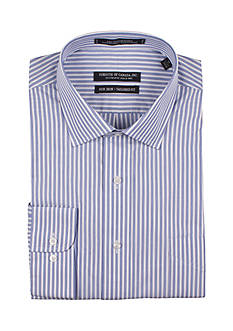 Forsyth of Canada Tailored-Fit Dobby Stripe Dress Shirt
