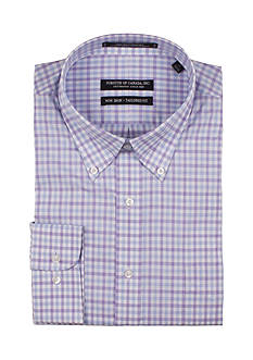 Forsyth of Canada Tailored-Fit Check Dress Shirt