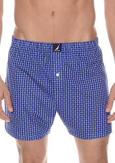 Nautica Novelty Print Knit Boxers