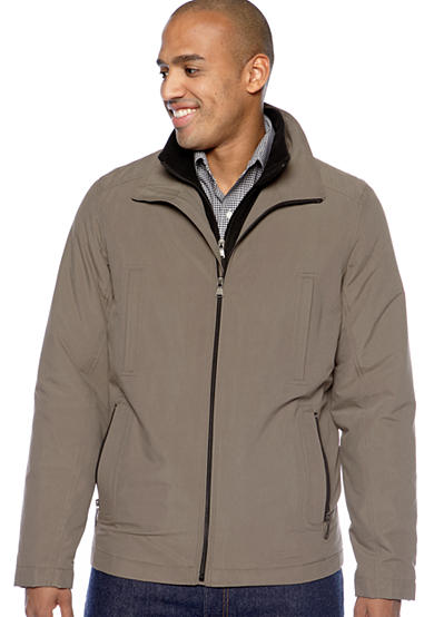 Perry Ellis® Big & Tall Microfiber Jacket
