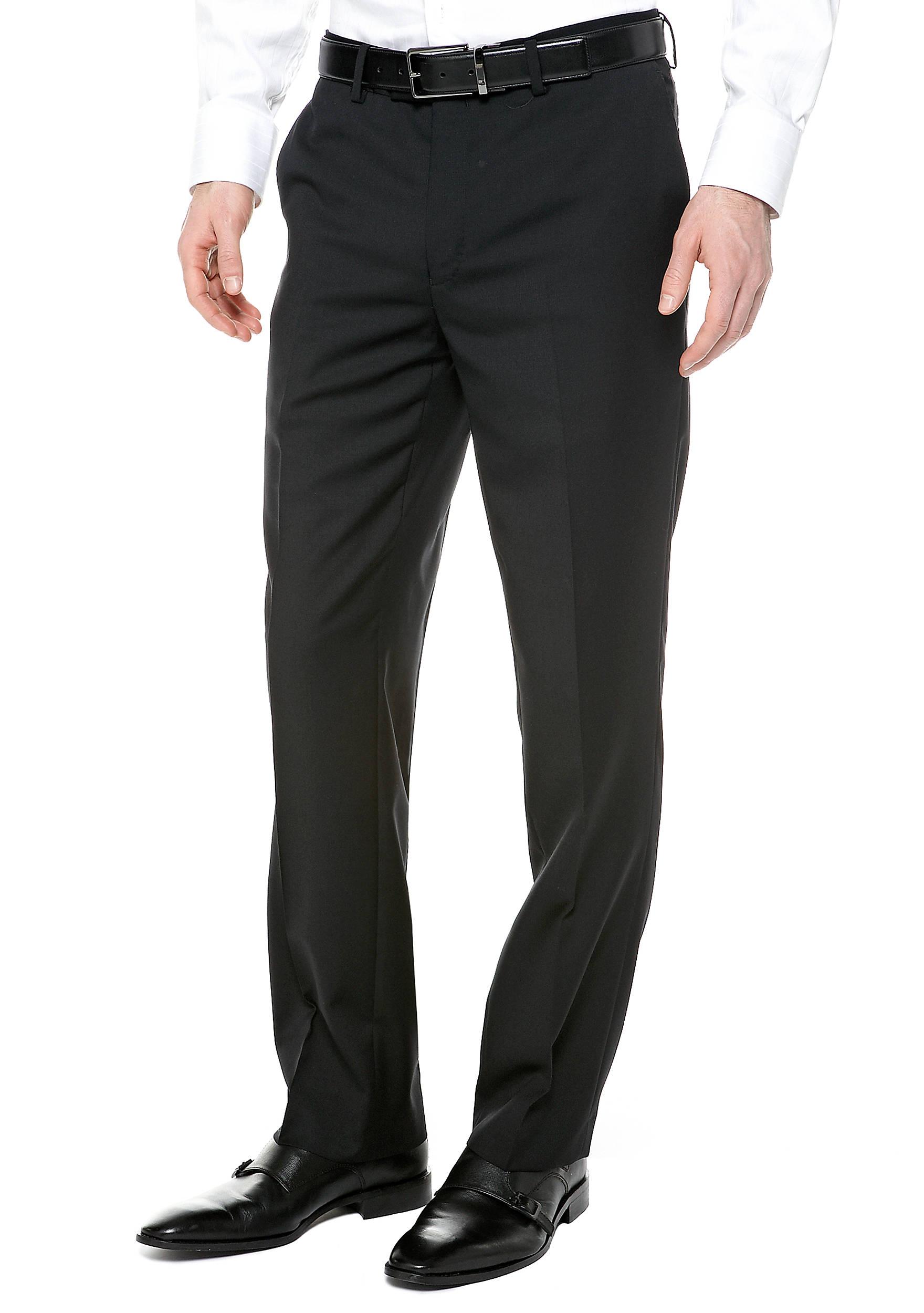 DKNY Slim Fit Black Suit Separate Pants | belk