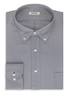 IZOD Big & Tall Twill Non-Iron Dress Shirt
