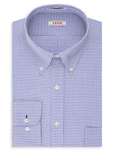 IZOD Big & Tall Classic-Fit Non Iron Perform X Dress Shirt
