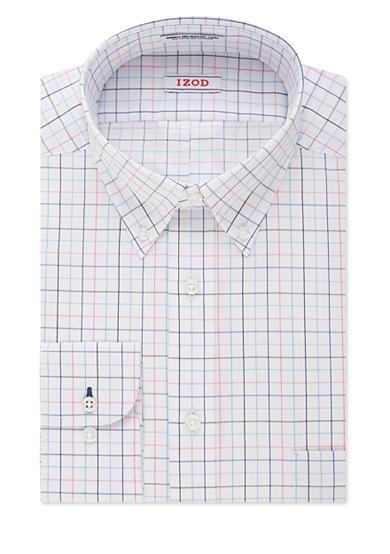 Izod Performx Regular Fit Dress Shirt