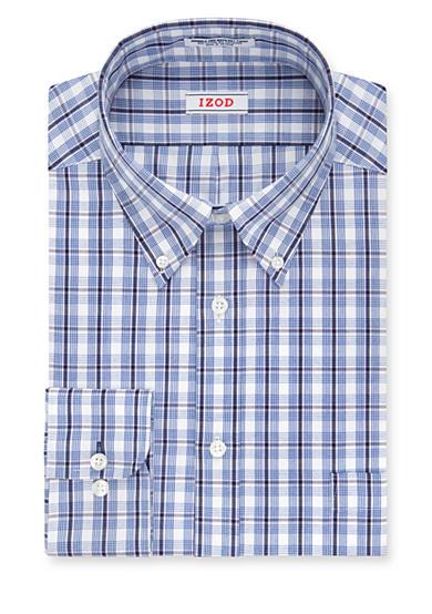 Izod Regular Fit Dress Shirt